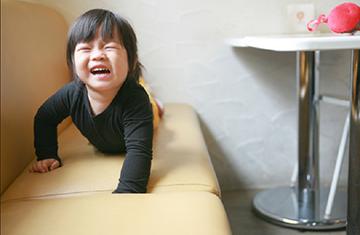 детские капризы и истерика в 3 года