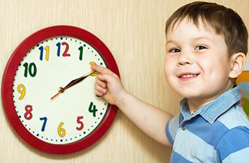 распорядок дня ребенка-дошкольника