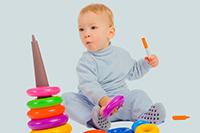 игрушки для годовалого малыша