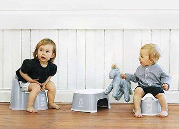 дети просятся на горшок