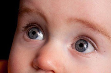 глазки малыша