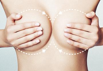 делаем массаж груди