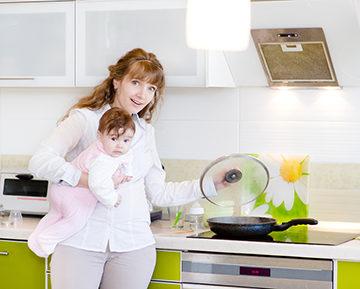 что готовить кормящей маме