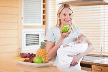 запор у кормящей мамы
