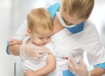 введение вакцины