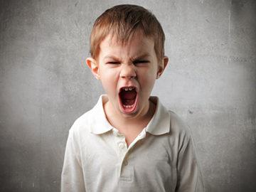 агрессия у школьника