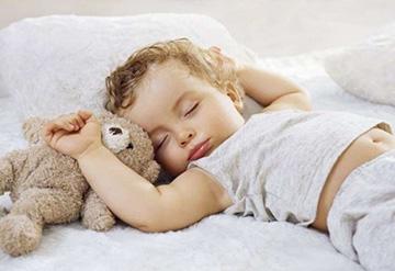 ребенок глубоко спит