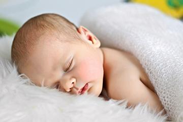 череп ребенка