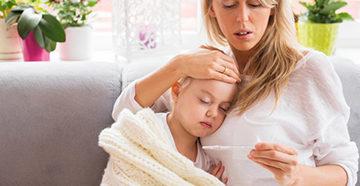 бронхит у ребенка - профилактика