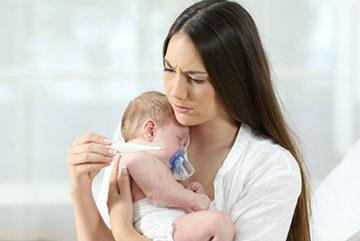 ОРВИ у младенца