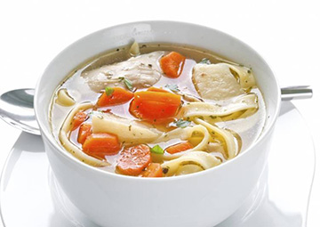 суп из индейки для малыша
