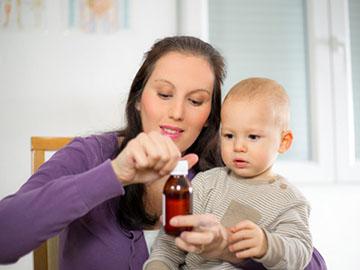 лечим ребенка