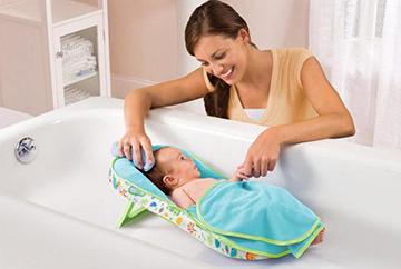 готовим ребенка к купанию