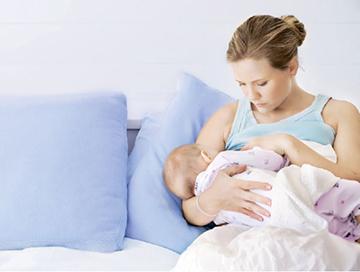ГВ формирует иммунитет ребенка