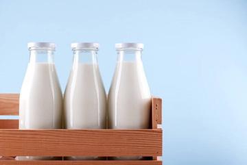 молоко малышам