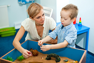 адаптация ребенка к дошкольному учреждению