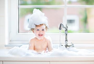 чистый малыш