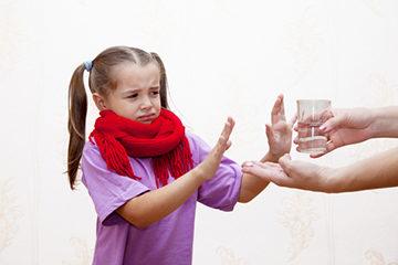 кашель и рвота у ребенка