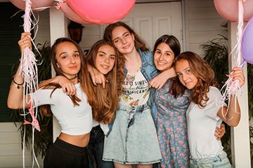 праздник подростков